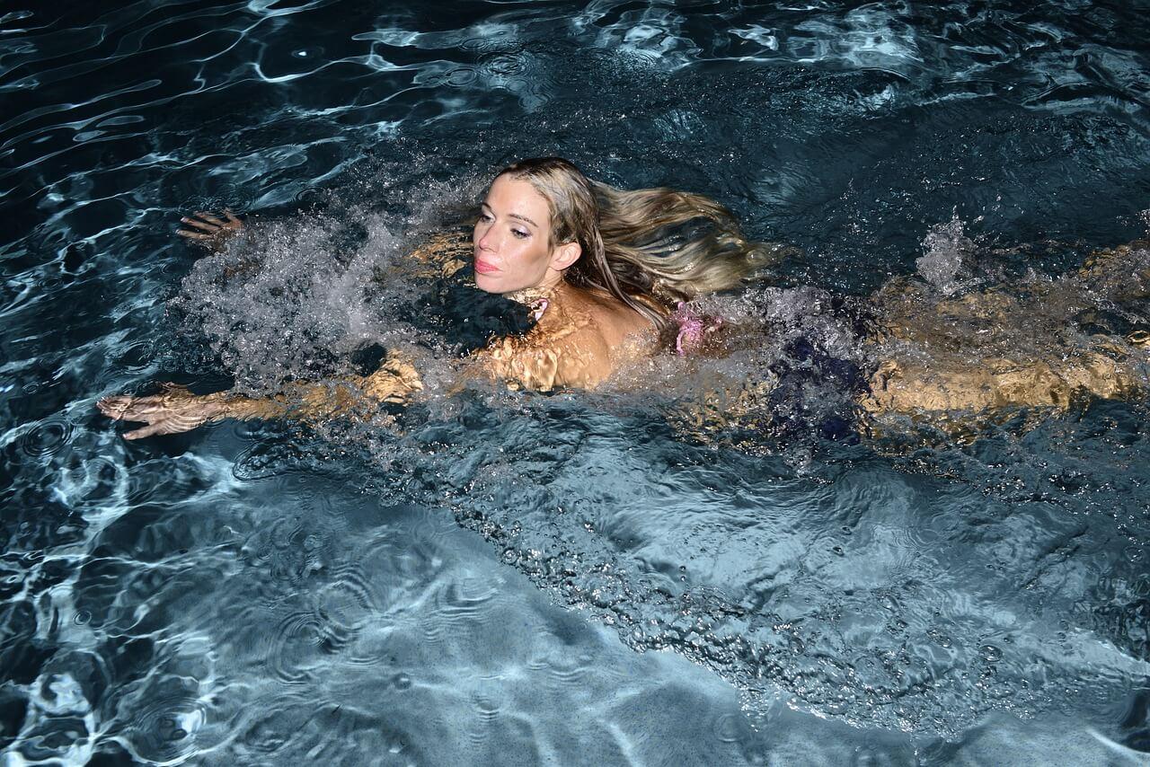 Schwimmen, Modus